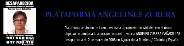 Plataforma Angelines Zurera