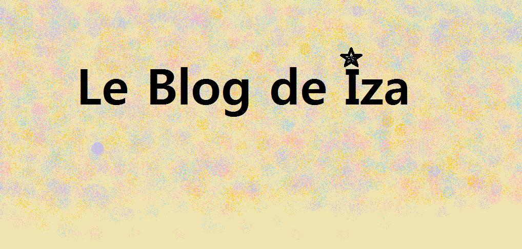 le blog de iza