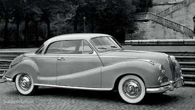 BMWs That Will Be Missed: BMW 502