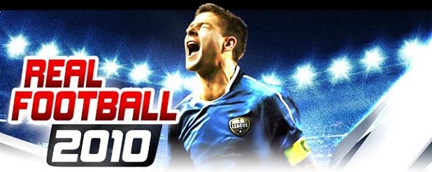 Real Football 2010 HD v1.0.9 (Versão mais recente) Multiplayer - Jogo