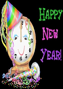 Cute Funny Image for New Year
