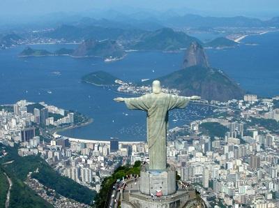 pantai Rio de Janeiro