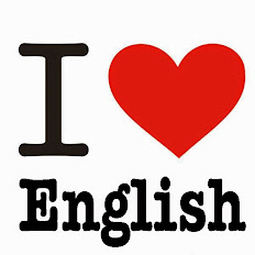I love English!!!