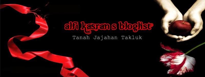 Alfi's bloglist