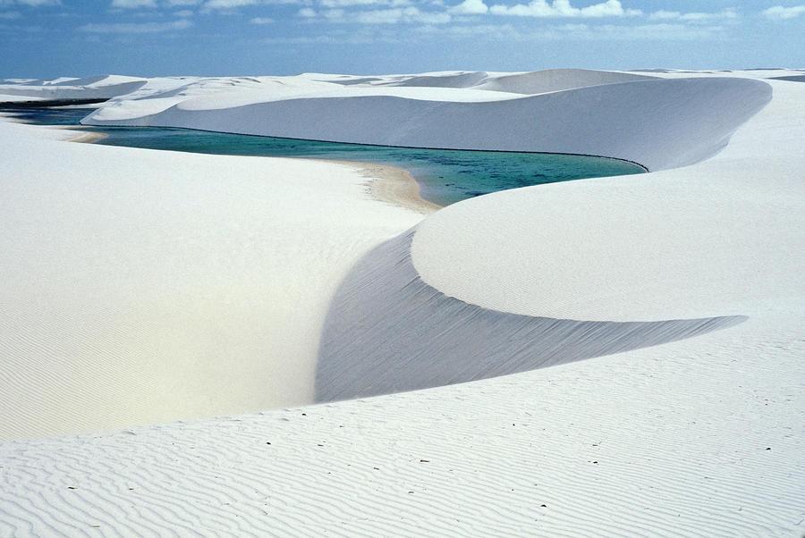 foto dunas e lagos