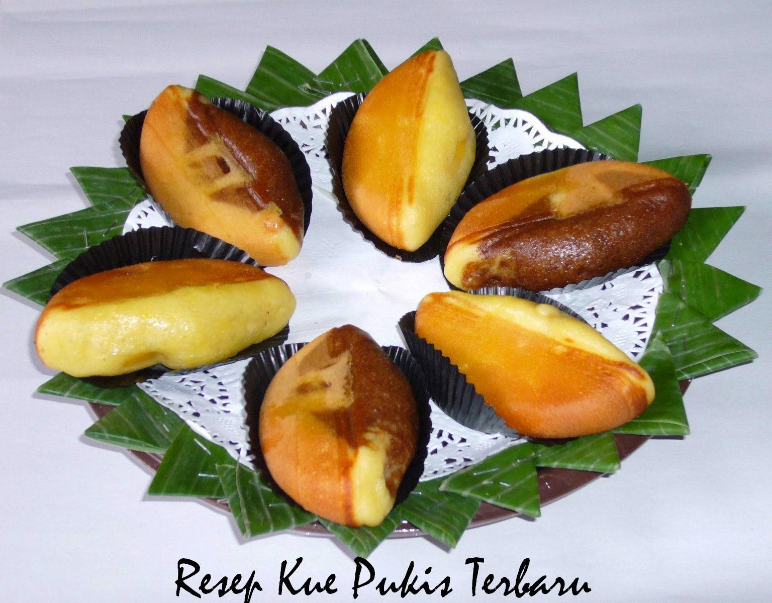 Resep  Kue Bolu Pukis Sederhana Terbaru | Resep Bolu