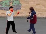 game đánh võ đường phố, một game đánh nhau hay tại GameVui.biz