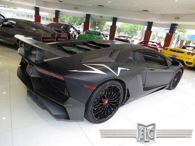 Nero Nemesis Lamborghini Aventador SV Is Batman's Perfect ...