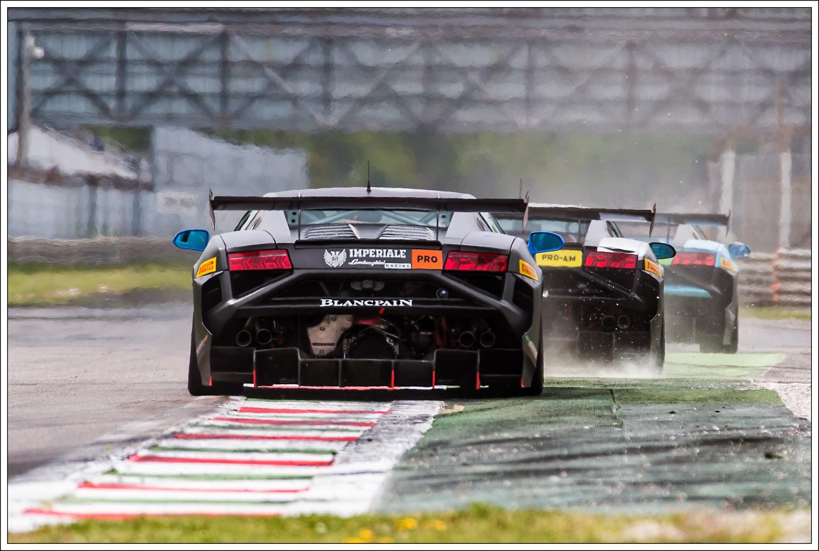 Monza Blancpain GT Series