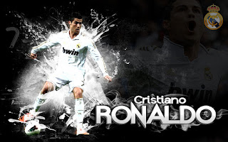 Cristiano Ronaldo New Latest HD Wallpapers 2013