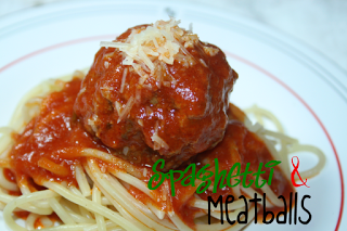 easy spaghetti meatball recipe