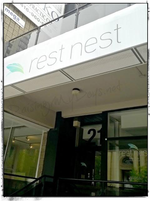 Rest Nest Float Spa Toronto