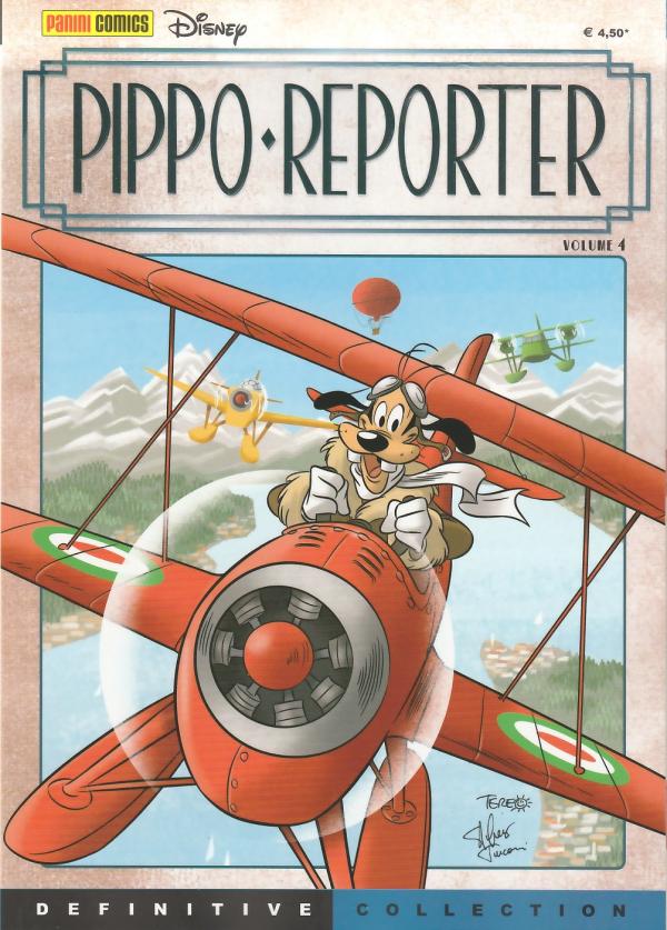 Pippo Reporter 4