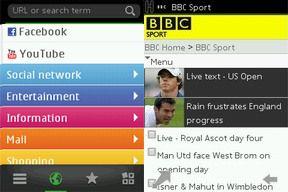La versione 2.0 del browser per telefonini Nokia