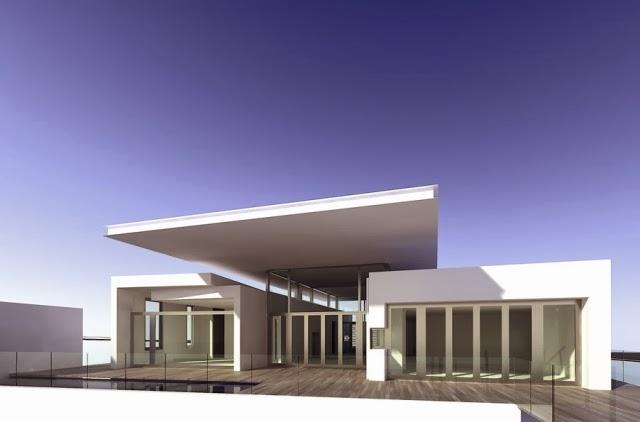 rumah minimalis bergaya eropa desain denah rumah minimalis