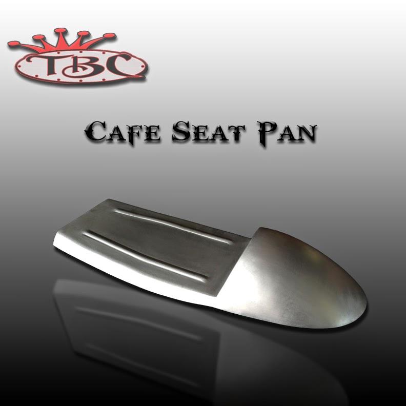 Aluminum Cafe Seat Pans