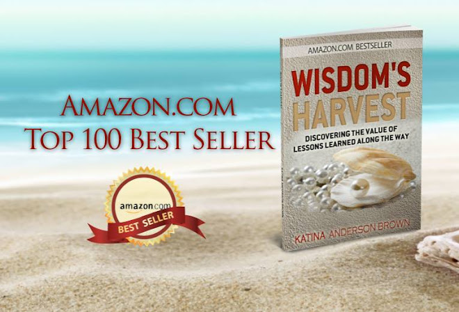 New Book Release:  Wisdom's Harvest