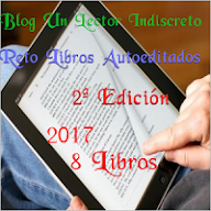 Reto Libros Autoeditados 2017
