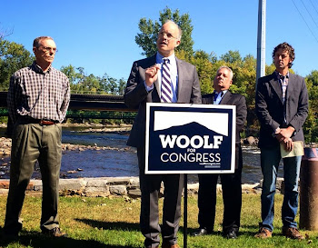 Aaron Woolf Gets Endorsement from Conservationists