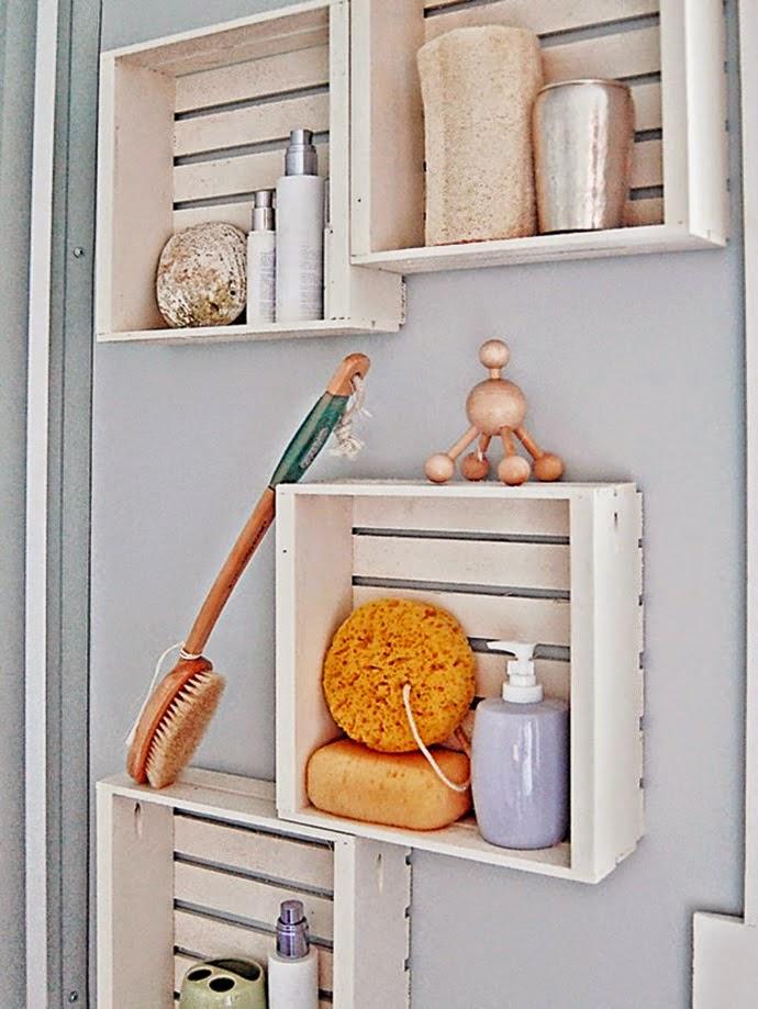 Meubles et Accessoires Recyclés pour les Salles de Bains