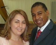 Pr. Daniel José da Costa e Missionária Yara