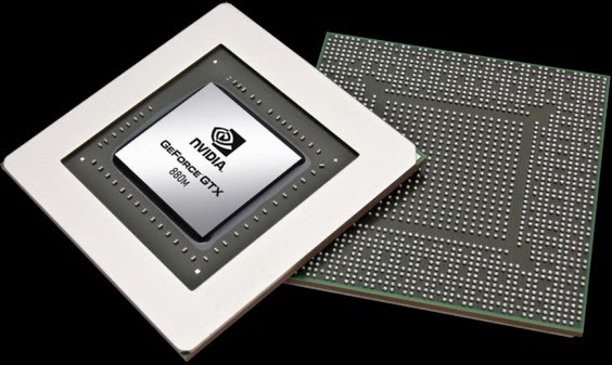 Fitur dan Spesifikasi GPU NVIDIA GeForce GTX 880M