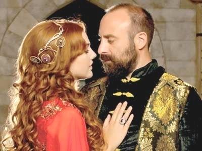 Muhteşem yüzyıl and the neo ottoman style