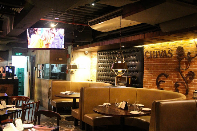 Quaint and cozy: Relik Tapas in Taguig