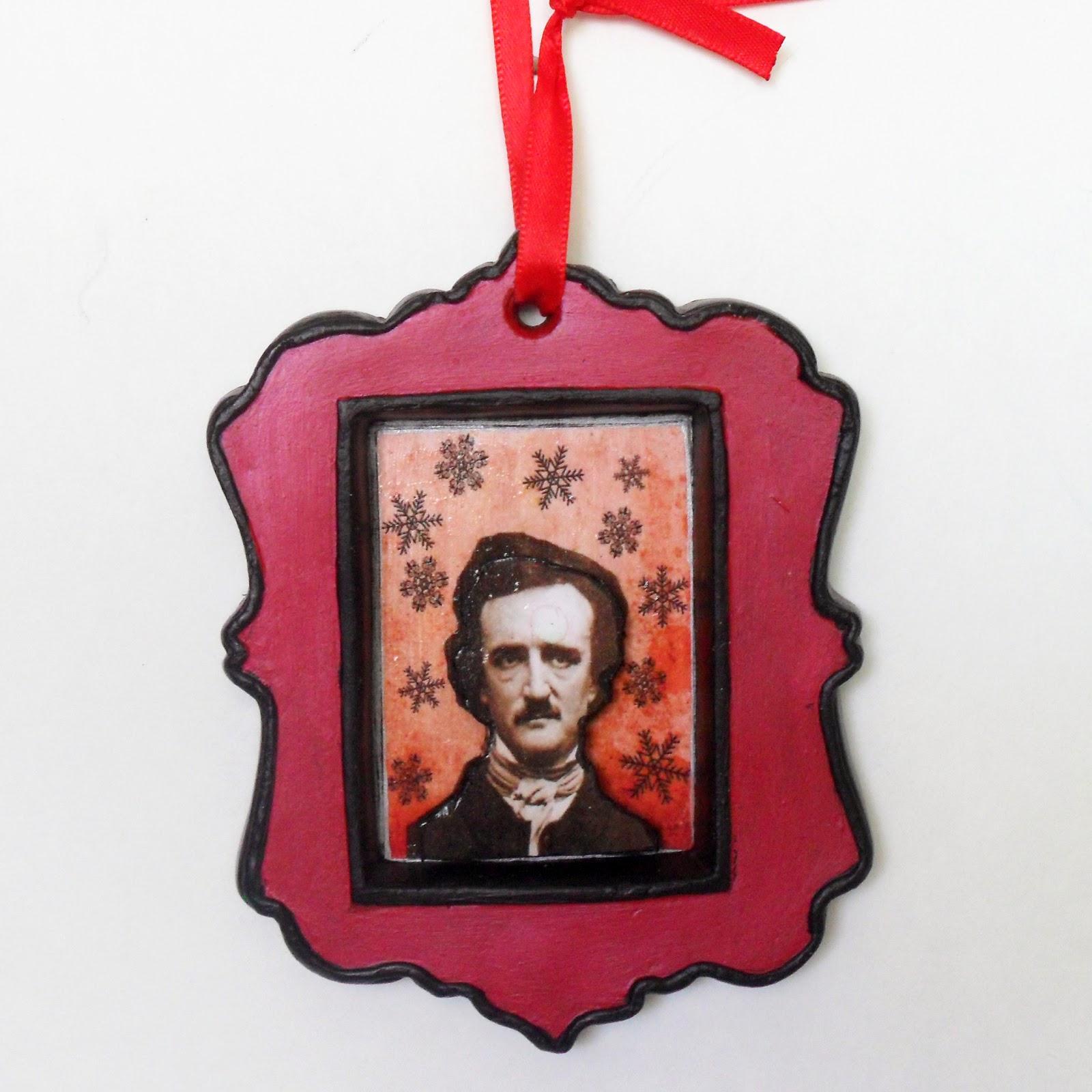 Poe Ornament
