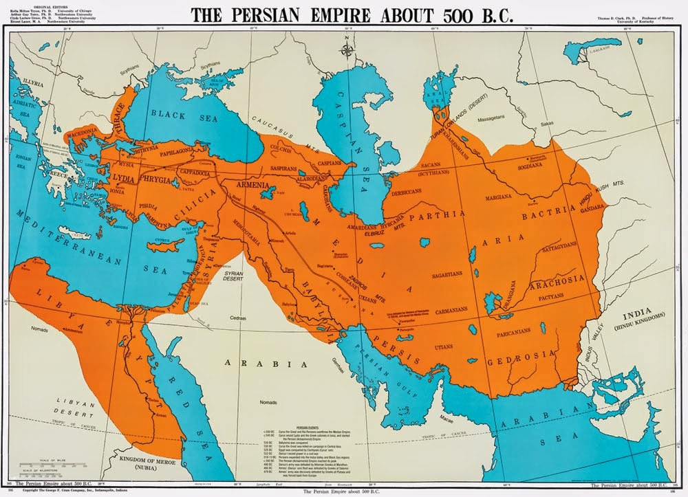 the persian empire Professor lee's the persian empire captures the people, the strength, the rise, and the downfall of this great empire, revealing the complexity behind centuries of a previously one-sided history.