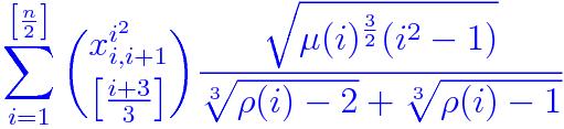 Editeur d'équation en ligne