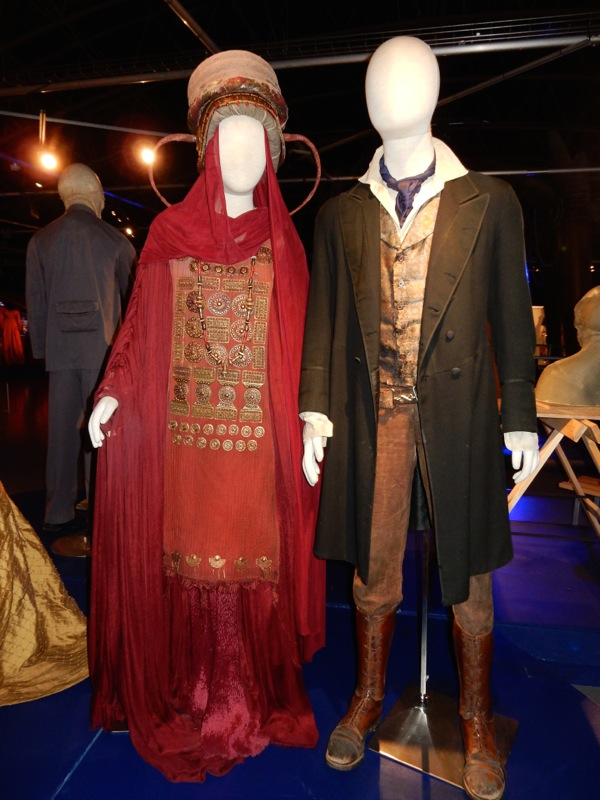 Sisterhood of Karn Eighth Doctor Who costumes