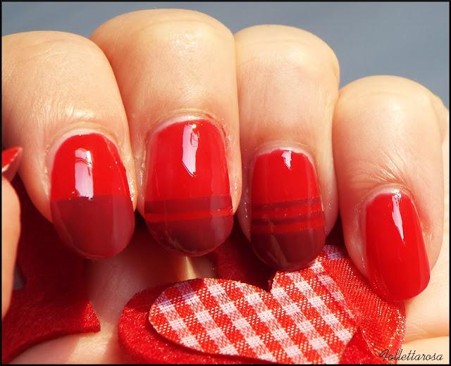 nail art veloce autunno
