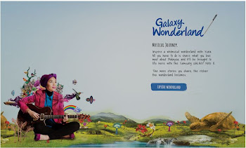 Create Malaysia's Own Wonderland Together With Yuna