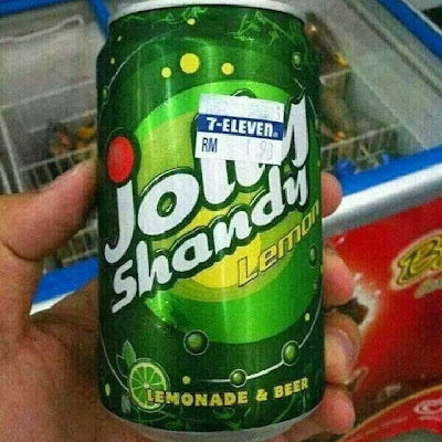 jolly shandy
