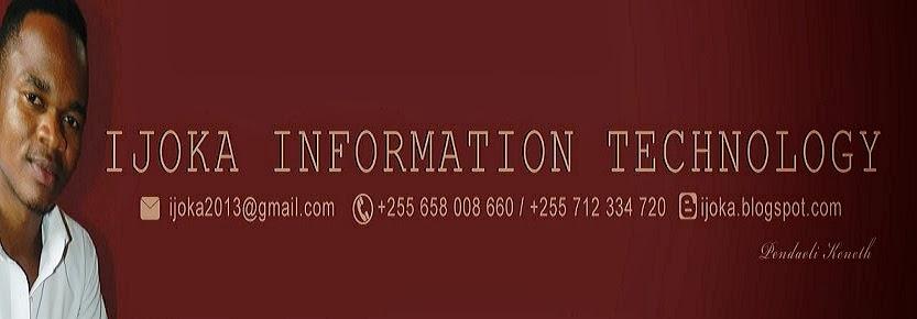 IJOKA INFORMATION OF TECHNOLOGY IIT.