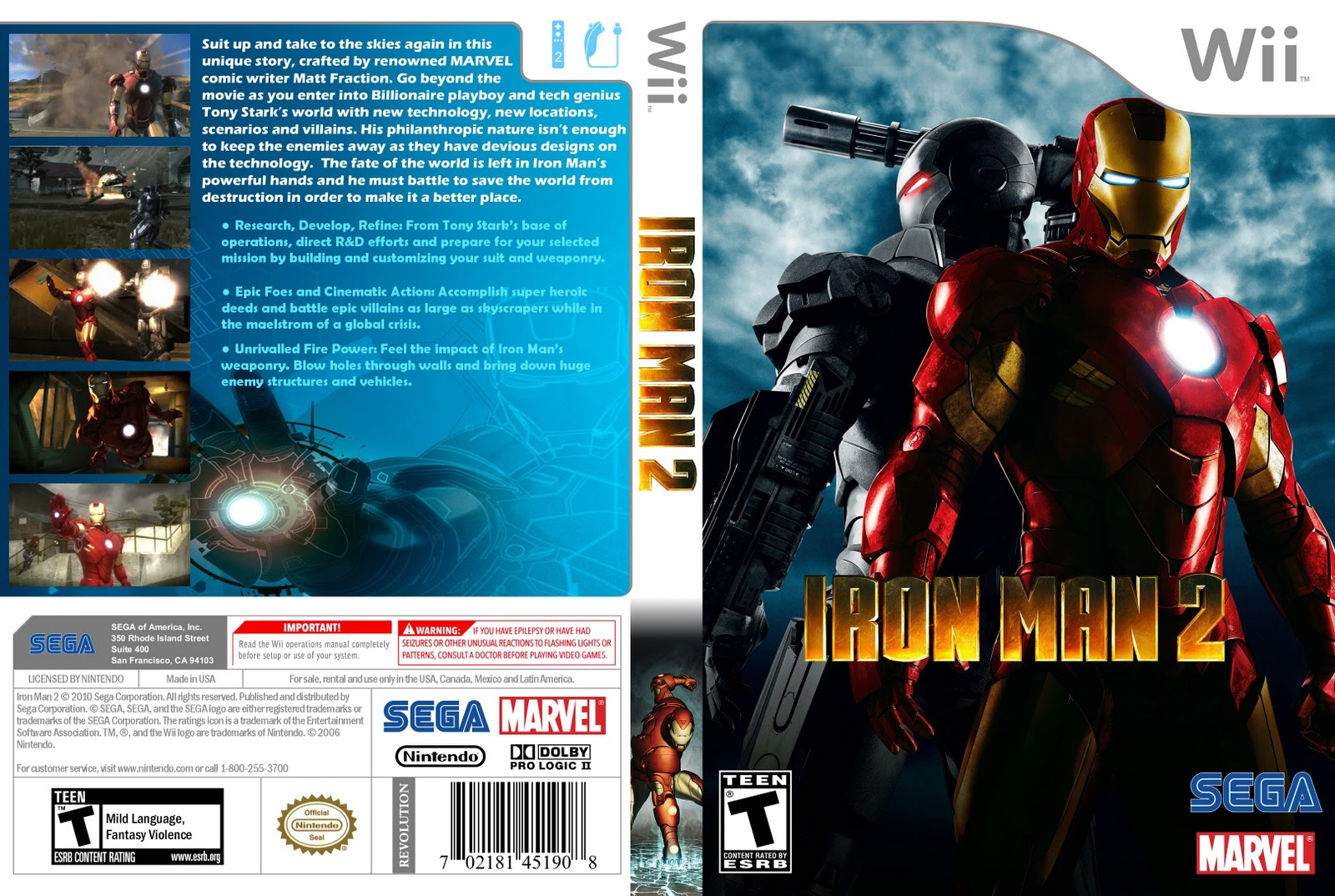 Iron Man II