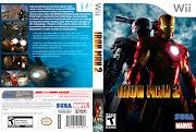 Iron Man 2 es un videojuego de acción basado en la película del mismo nombre . (iron man dvd)
