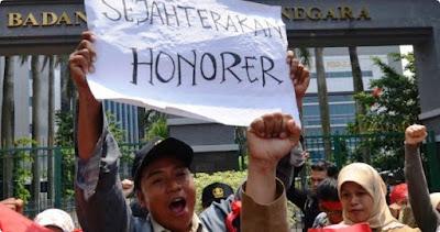 Terkait Penundaan Pengangkatan Honorer K2, DPR Bakal Panggil Menteri Yuddy