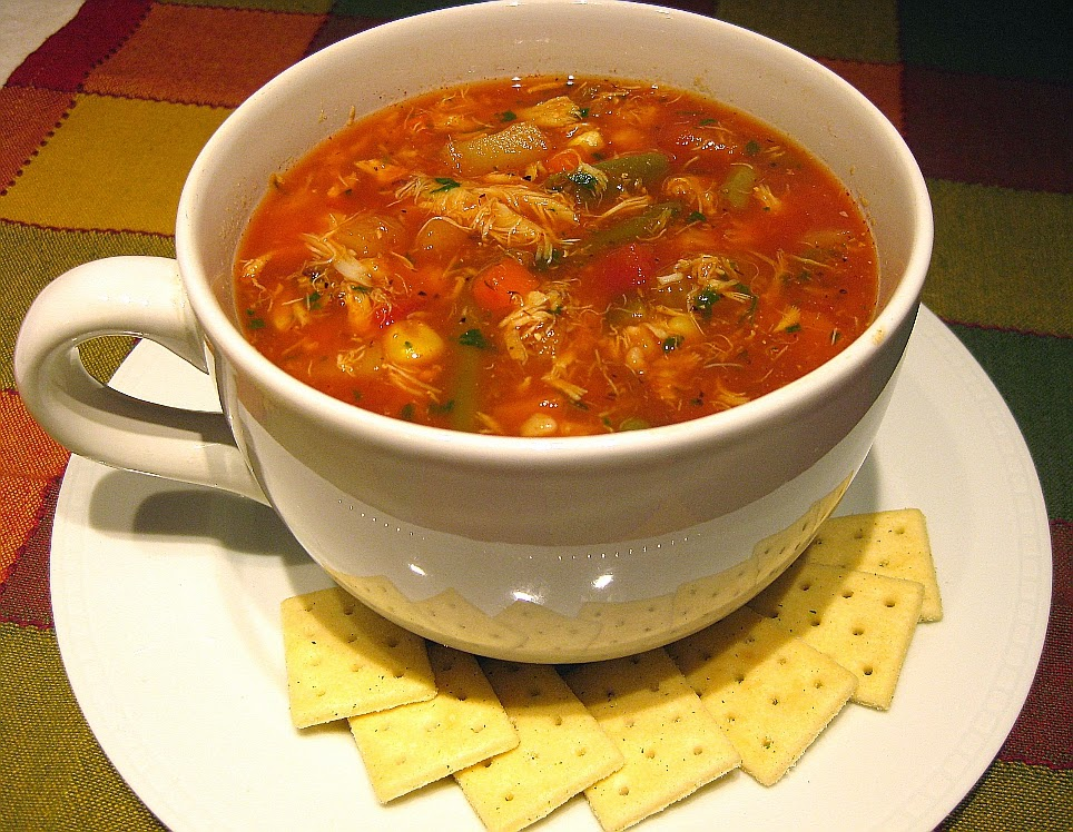 Chesapeake Bay Country Crab Soup