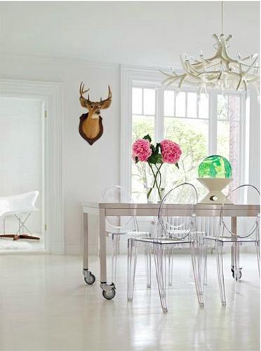 Mark Cutler Design Antler Inspired Decor