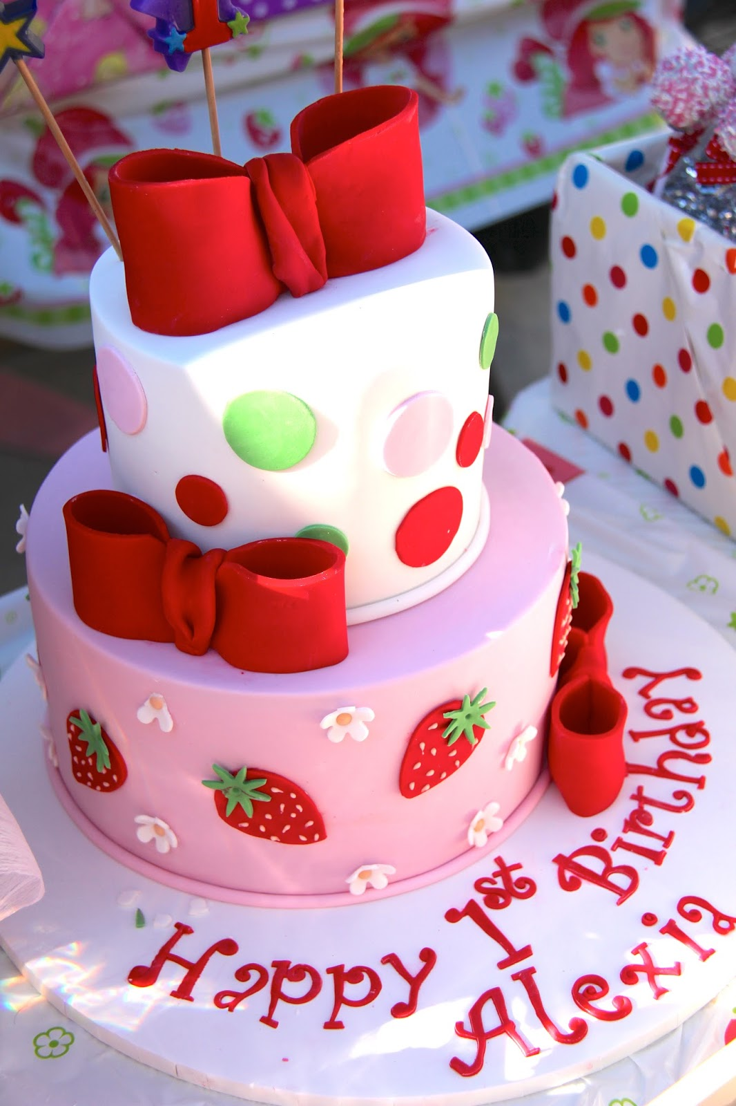 Party Ideas Strawberry Shortcake Themed Birthday And Diy Lemonade