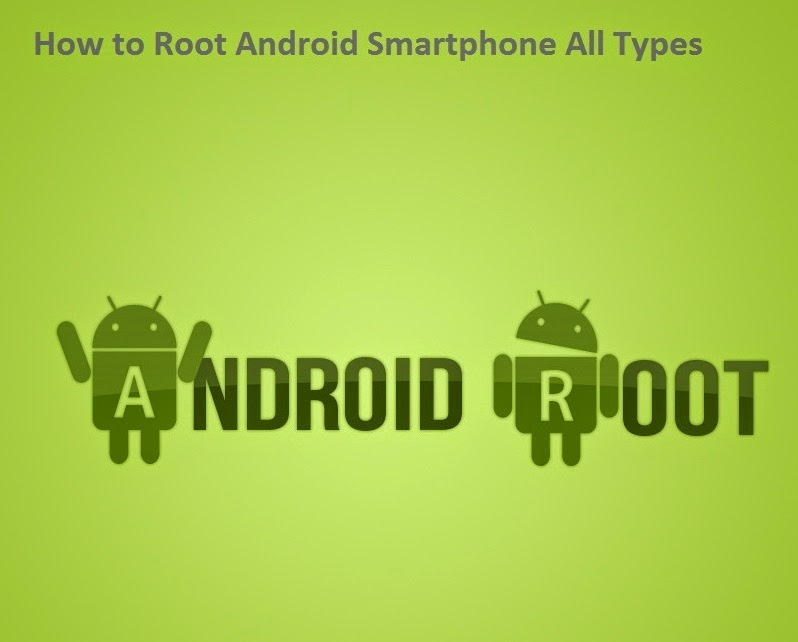 Root Android Smartphone