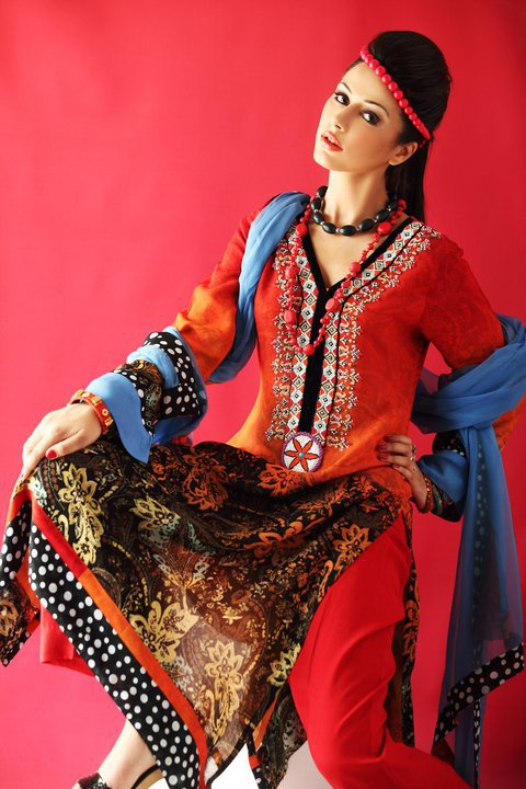 Latest Ready to Wear dresses 2012 by Kashish ourladiescollection2 - Latest Ready to Wear dresses 2012 by Kashish