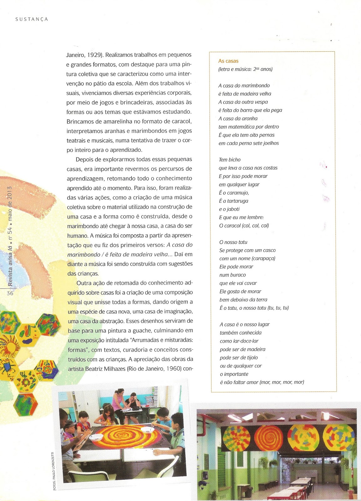 Artigo sobre tdah na escola