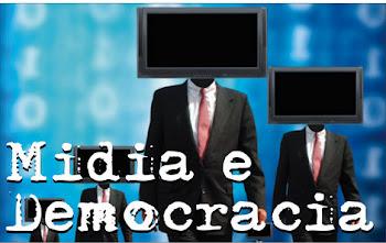 A nossa luta é pela democratização dos meios de comunicação.