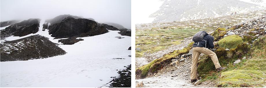 Ynas Reise Blog, Argentinien, Reisetagebuch, Ushuaia, Glaciar Martial
