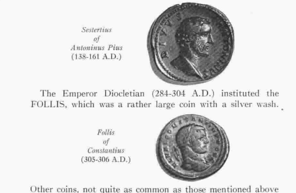 Reading And Dating Roman Imperial Coins