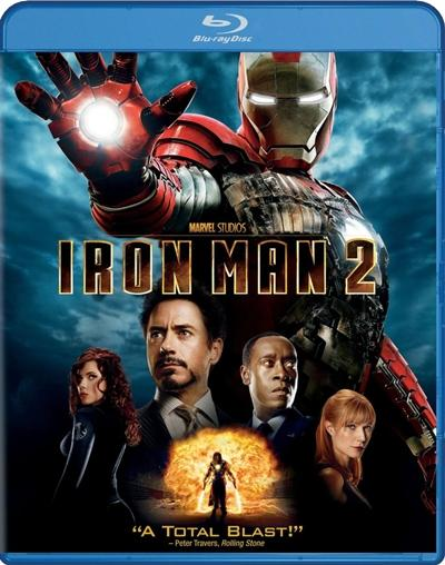 Iron Man 2 1080p HD MKV Latino