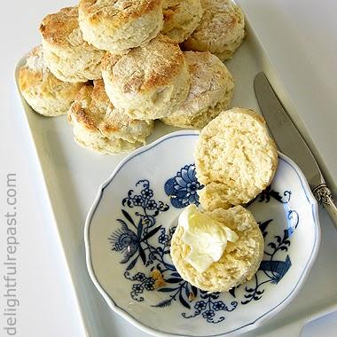 Freezer Biscuits / www.delightfulrepast.com